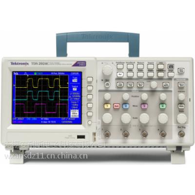 泰州美国泰克TDS2012C数字示波器 ,100MHz带宽数字示波器