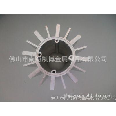 供应广东诚信优质 铝型材散热器 生产 加工 表面处理等