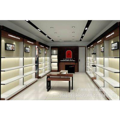 【厂家批发】 鞋店展示柜 男鞋货柜 木质烤漆展示架