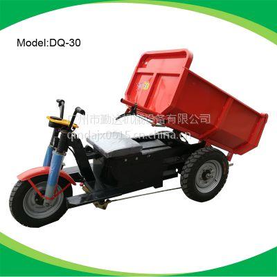 供应勤达QD-30建筑电动三轮车