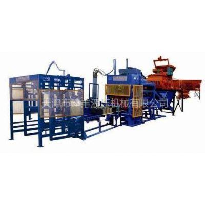 供应全自动免烧砖机生产线建丰砖机