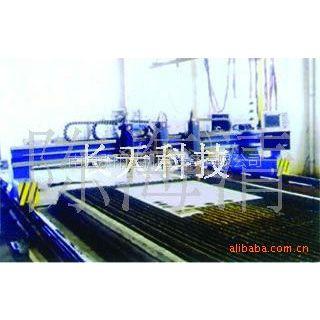 供应机械工业重型CNC-CGP-4000龙门式数控火焰等离子切割机