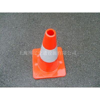 供应PVC环保路锥 交通路锥 隔离警示锥 PVC交通路障
