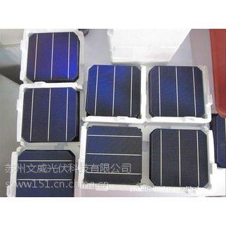 回收电池片 苏州文威回收型单晶硅太阳能电池市场发展概况回顾