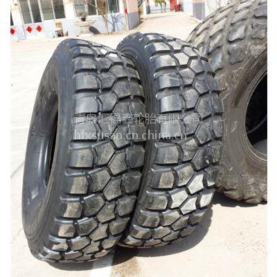 现货批发前进ADVANCE 消防车越野载重轮胎16.00R20 425/95R20 GL073A
