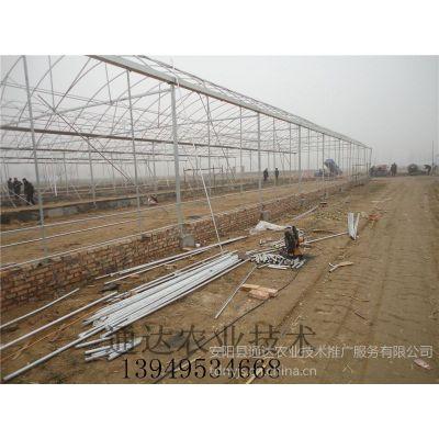 供应汉中哪里有日光温室大棚施工单位报价是多少钱