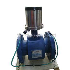 电磁式水表(电池供电)法兰连接