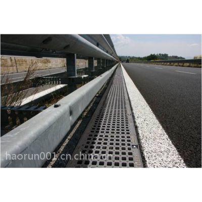 临沂沟槽式线性成品排水沟 四种材质任你选择