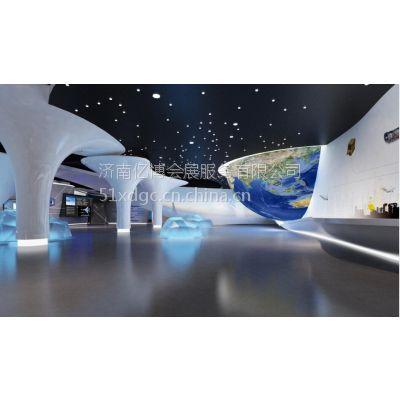展厅设计 展位展台设计 济南展示工厂