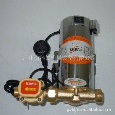 供应广州厂家广东水泵全自动家庭增压泵(带自吸)静音不锈钢加压泵