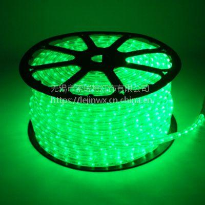 供应绿色LED灯带;软管灯;彩虹管灯