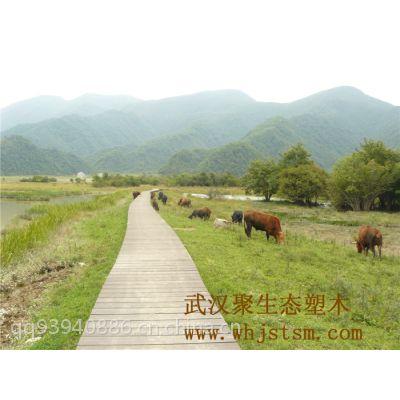 塑木栈道--武汉聚生态塑木