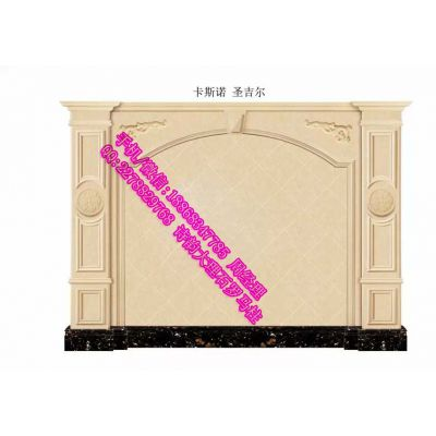 岗石通体大理石圣保罗罗马柱背景墙配件装饰造型产品属性