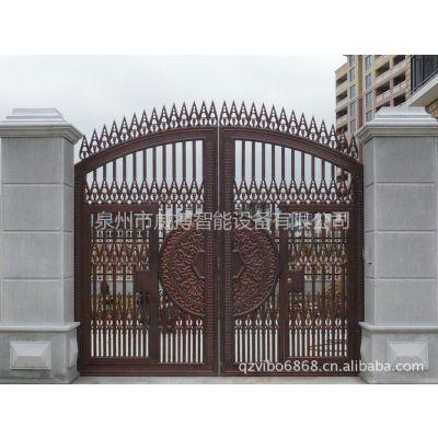 供应鑫杰专业制造铸铝门 豪华铸铝精雕门 实心纯铝门 艺术门 整套门