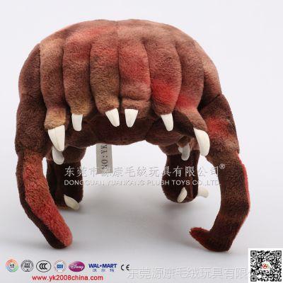 毛绒章鱼公仔  外贸海洋毛绒动物定做  动漫周边 个性创意玩具