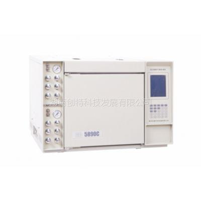 科捷全微机化操作大屏LCD显示GC5890C气相色谱仪