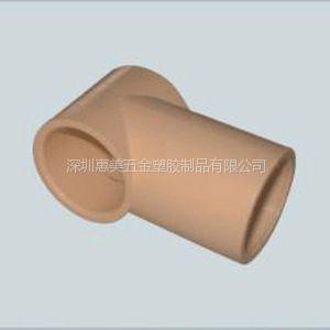 供应专业生产线棒精益管复合管塑胶接头:HT-2-生产厂家
