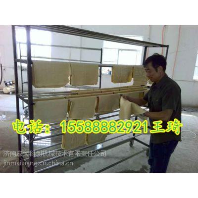 大型豆腐皮机生产线、全自动豆腐皮加工机器