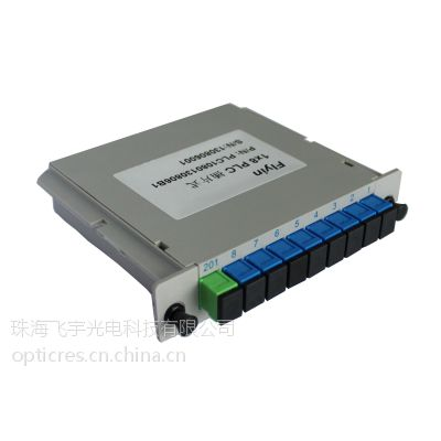 1×16插片式分路器 1×16PLC