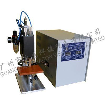 广东火龙牌DP-2KW双脉冲电容储能点焊机 铜片铝片点焊机