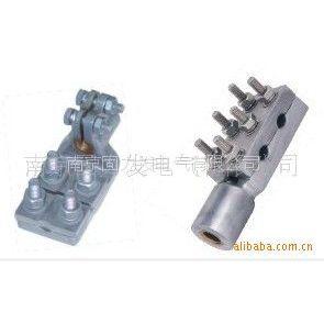 供应SBQ系列嵌铜式抱杆线夹-电力金具-固力发