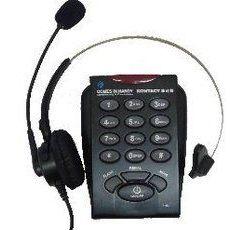 供应康达特KJ-95/T-750耳机电话呼叫中心话务耳麦