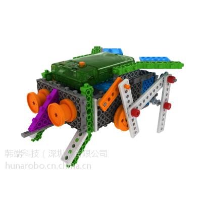 韩端儿童积木、儿童玩具ABS材质益智积木玩具,多模型套装