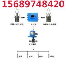 自动洒水降尘装置主机 ZP-127矿用触光控自动喷雾降尘装置