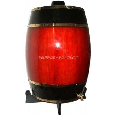 供应酒桶木酒桶木制酒桶实木酒桶散装木酒桶75L