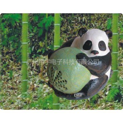 供应LS-612熊猫型草坪音箱 草坪音箱厂家直销