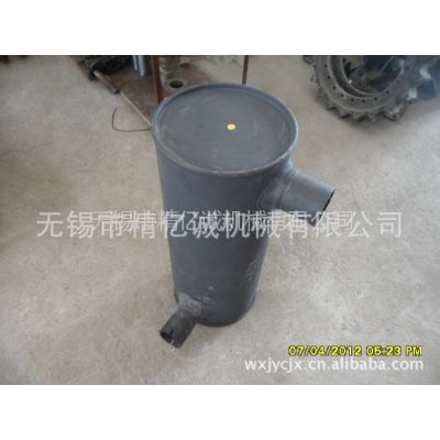 供应精亿城机械销售日立挖掘机EX200-5消声器   巨龙品牌