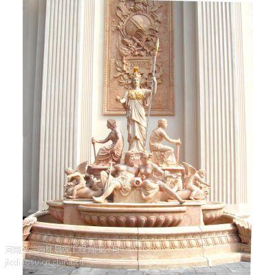 【郑州雕塑】:养生会所砂岩雕塑设计|郑州养生会所砂岩雕塑