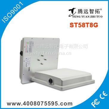 腾远智拓 5.8G无线监控设备报价 工地无线传输ST58T8G