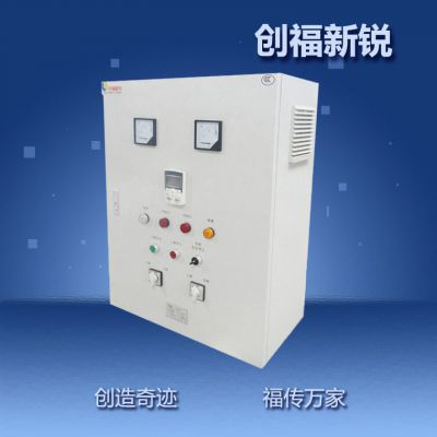 创福新锐厂家供应一控一排污控制箱,高低压配电柜配电箱,无负压供水设备,消防柜,低压开关柜,PLC柜