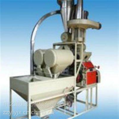 面粉机械、中之原(图)、小型钢架结构面粉机组