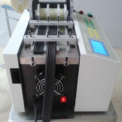 微电脑全自动编织网管切管机 塑料软管裁断机厂家 黄腊管裁管机 裁剪PVC板设备/切PVC硬板机器 刀