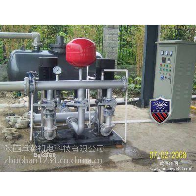 供应卓翰科技 ZH-798渭南供水设备,临渭区无负压供水,渭南变频恒压供水厂家