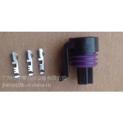 现货 供应GEMS 3200 压力传感器的电气接头 Packard 配对插头