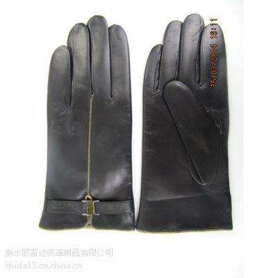 厂家供应秋冬男女绵羊皮手套