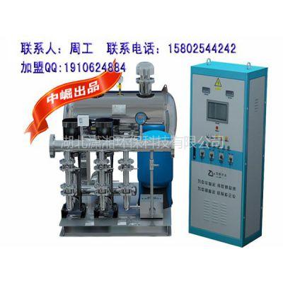 供应安徽差量补偿箱式无负压供水设备,安庆无负压设备报价,