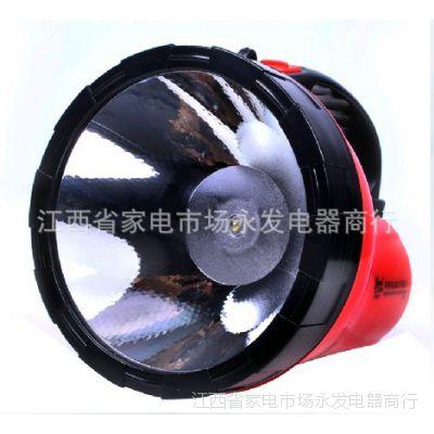 雅格YG-3543充电式手提灯1W超高亮度 连射30小时强光 LED探照灯