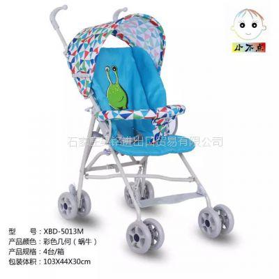 婴儿车新款四轮手推车可座可折叠轻便童车出口正品户外推车小不点童车包邮推车