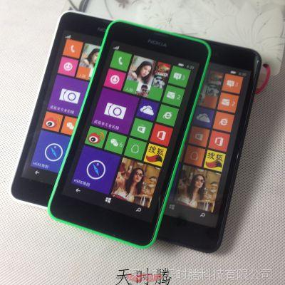 诺基亚Lumia 630手机模型 原装1:1手感模型机 模具 白黑绿黄