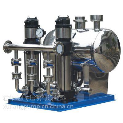 无负压:智能无负压供水设备,不锈钢无负压,无负压变频供水设备