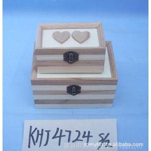 供应首饰盒木盒 松木盒 茶叶木盒 木盒制作   各式托盘   家居挂件