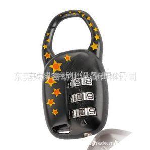 供应可爱箱包挂锁密码锁AX21080