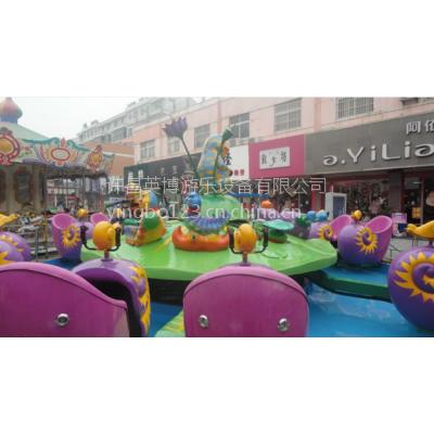 游乐设施蜗牛特攻队大型水上儿童游乐设备河南英博生产厂家