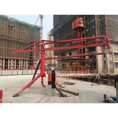 溧阳郑科15米优质节能布料杆满足多种施工要求
