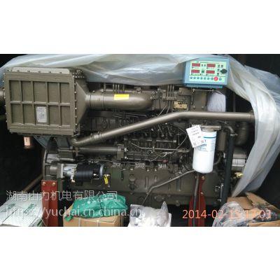 广西玉柴400/450/540/600/700马力船用柴油发动机