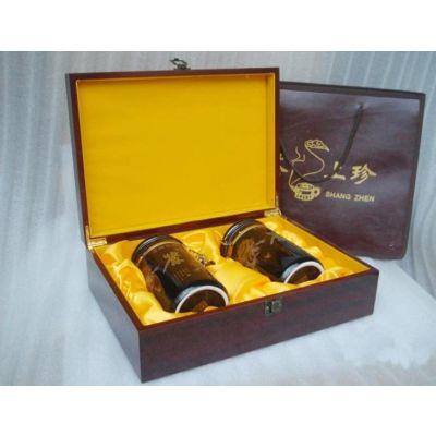 供应定做茶叶包装盒 普洱铁观音礼盒 高档茶叶盒包装 钢琴烤漆亮光茶叶木盒